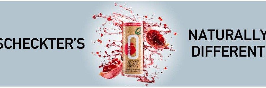 boisson Scheckter's Organic